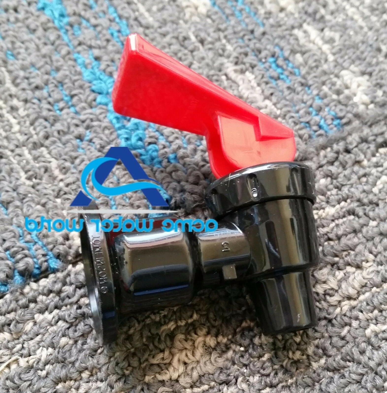 Red  Water Cooler Spigot Faucet Dispenser Replacement Tomlin