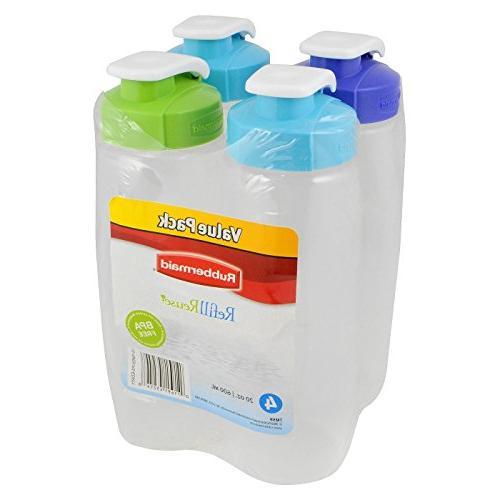 Rubbermaid Refill Bottle