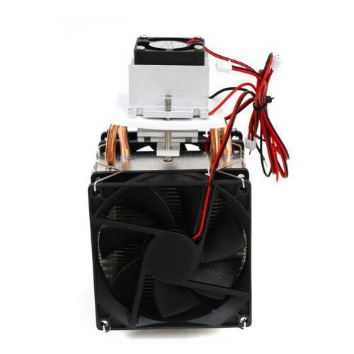 Refrigeration Water Cooler Cooling DIY Kit