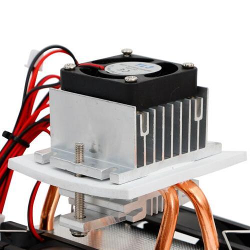 Refrigeration Water Cooler DIY Kit