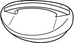 Replacement Lids For Igloo Coolers - Fits 431 & 451