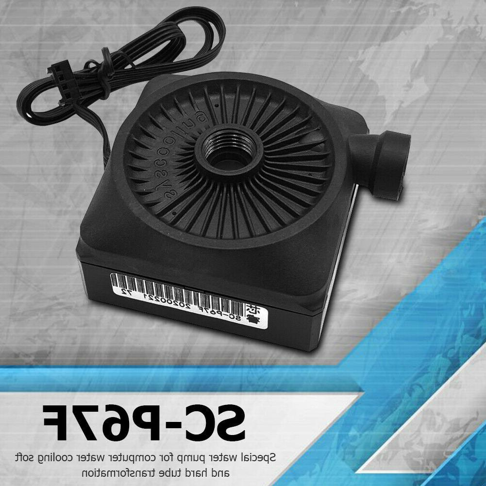 SC-P67F Silent Mini Water Cooler PC Water Cooling System Cir