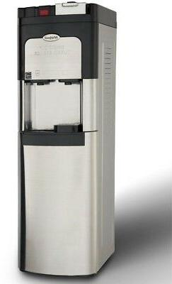 Whirlpool Single Cup Coffee Maker and Self-Cleaning Water Co