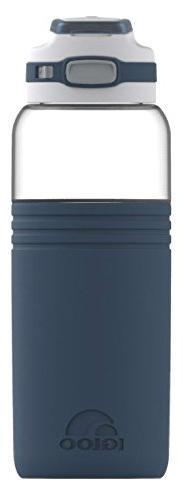 Igloo Tahoe 36 oz. Chugger Water Bottle, Dark Denim/White