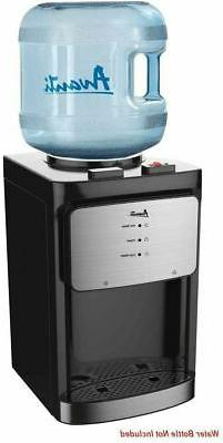 Avanti Thermoelectric Hot & Cold Countertop Water Dispenser