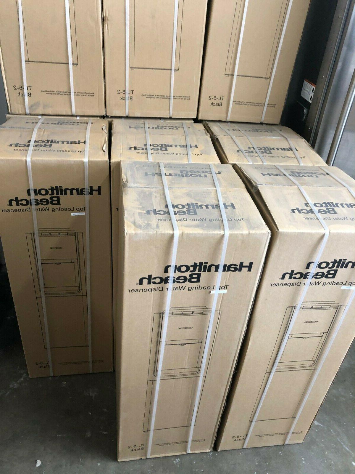 Hamilton TL-5-2 Top load black