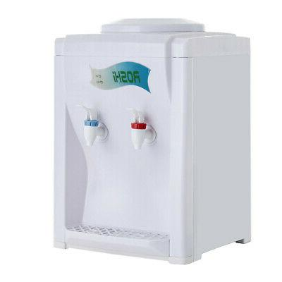 Electric Hot & Cold Water Cooler Dispenser 3-5 Gallon Home O