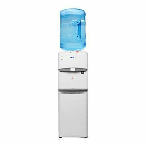 Lago Top Load Hot, Cold & Room Mini Water Cooler Dispenser