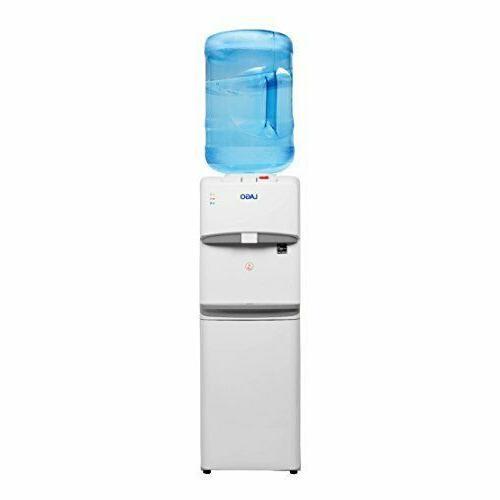 Lago Top Load Hot, Cold & Room Mini Water Cooler Dispenser