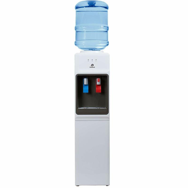 top loading cooler dispenser hot and cold