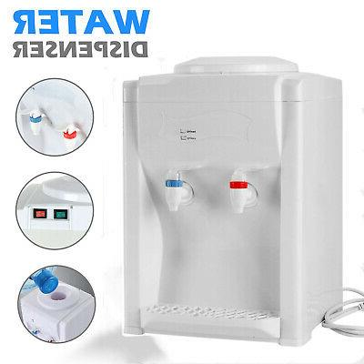Electric Water Dispenser Hot and Cold Cooler 3-5 Gallon Home