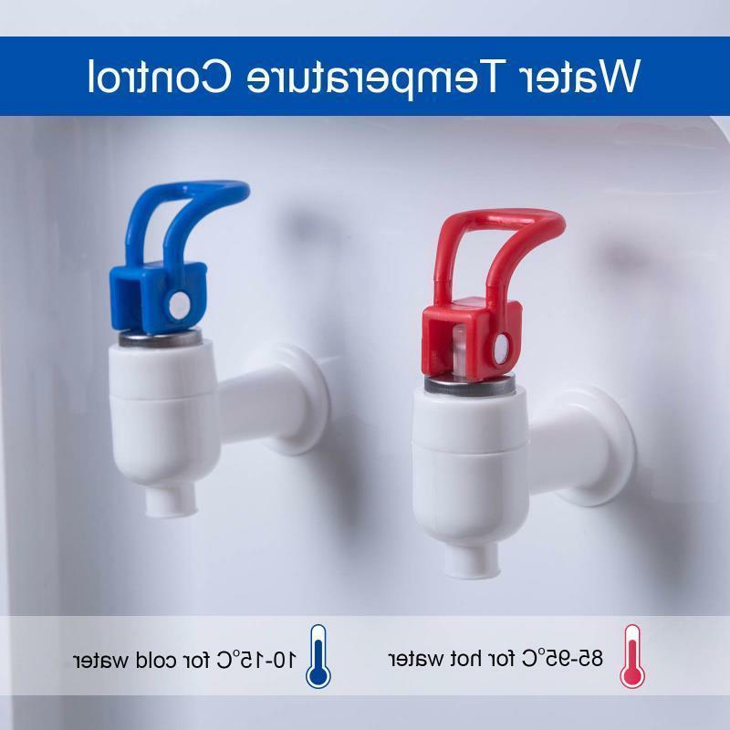 Top Hot/Cold Cooler Dispenser 5 Top Load