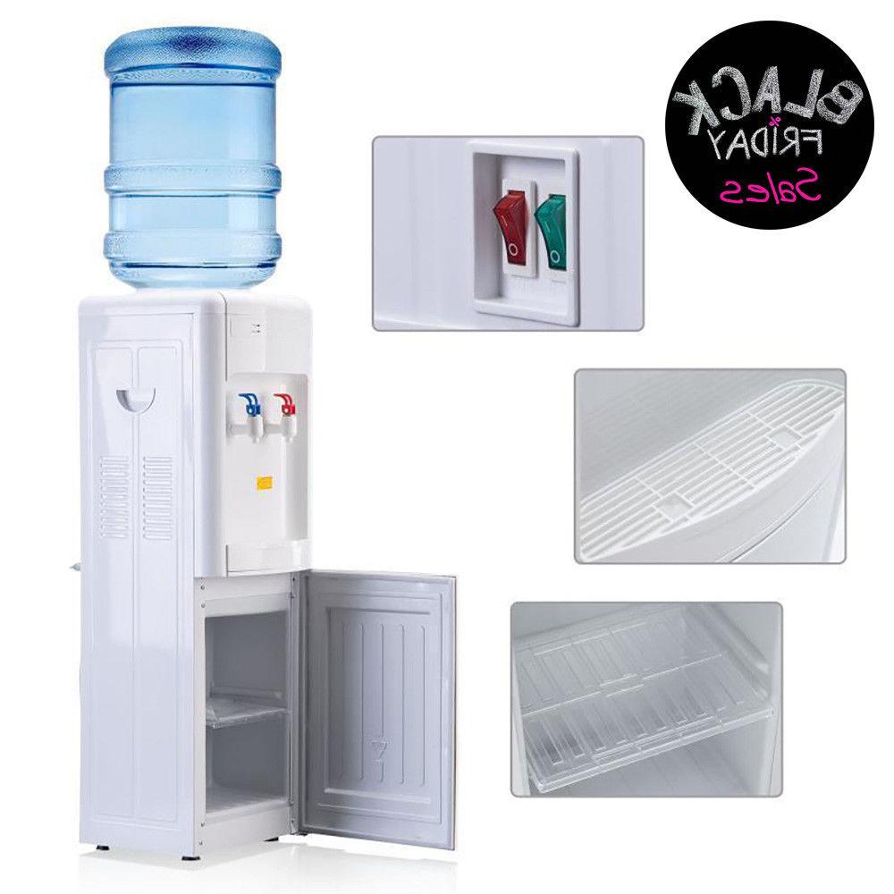 top loading hot cold water cooler dispenser