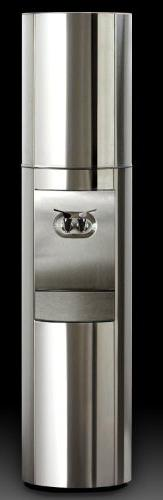Triple S2 Free-Standing Hot and Cold Water Cooler Finish: St