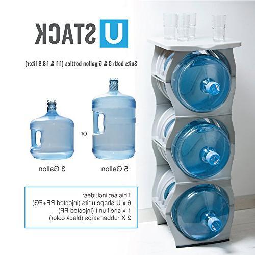 U-STACK Bottle Rack Water