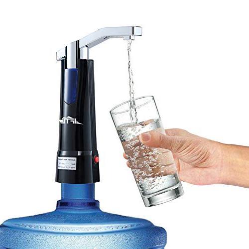 water bottle dispenser wireless automatic