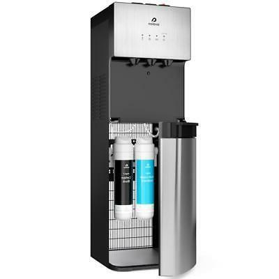 bottleless cold water cooler dispenser