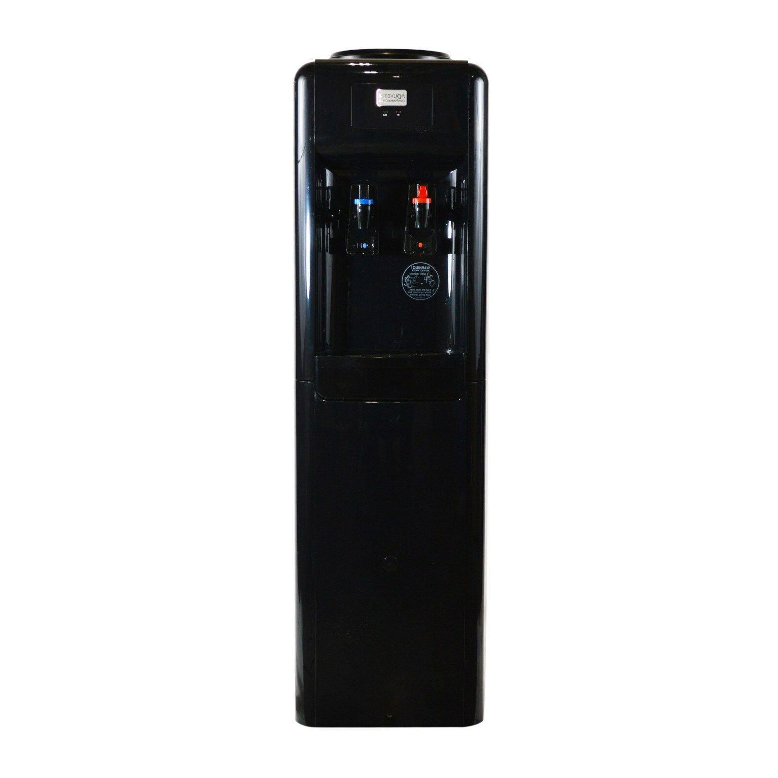 water cooler 5h bottle aquverse brio hot