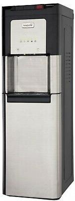 Water Cooler,and Steaming Hot Water in Stainless Steel with