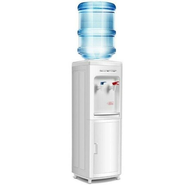 water cooler dispenser cold bottle