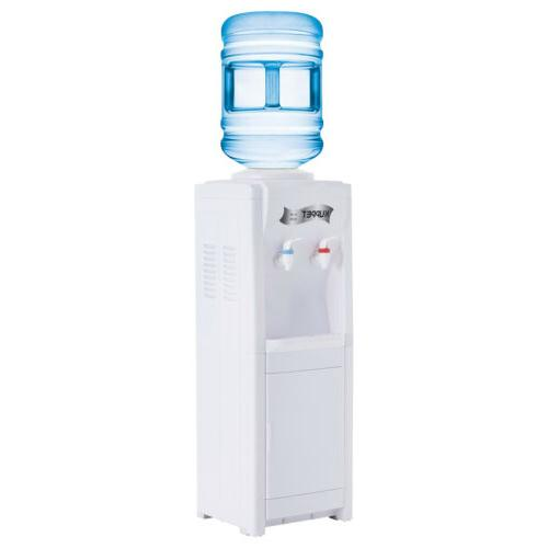 5 gallon top loading electric hot cold