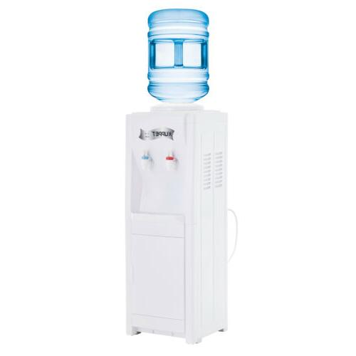 5 Electric Cold Cooler White