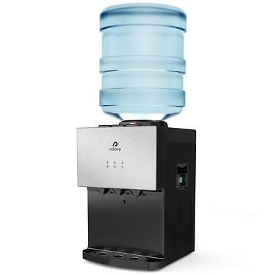 Avalon Water Dispenser Hot Loading