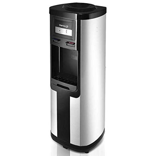 water cooler dispenser loading