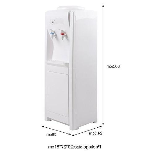 Homgrace Water Cooler 5 Water Hot Bottle Load Home Office