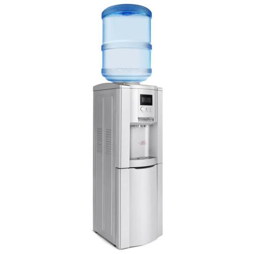 Water Cooler Loading Hot Gallon Office