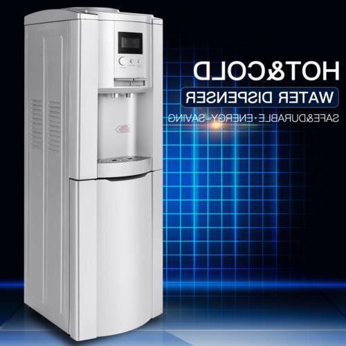 water cooler dispenser top loading stainless steel