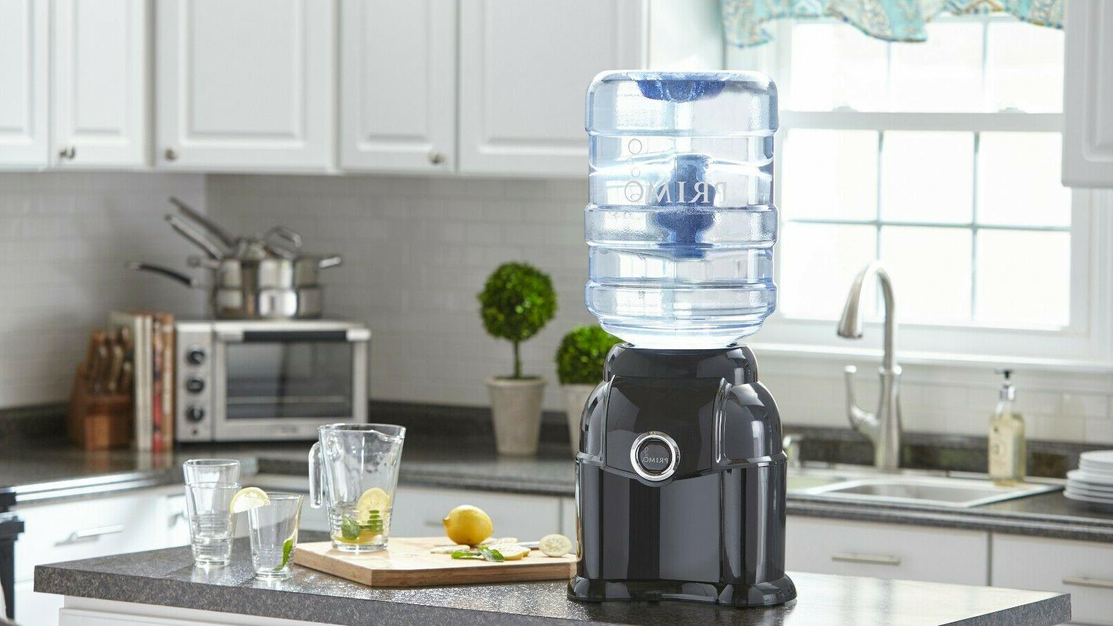 Water Dispenser Gallon Counter Top Table Coolers Jugs New