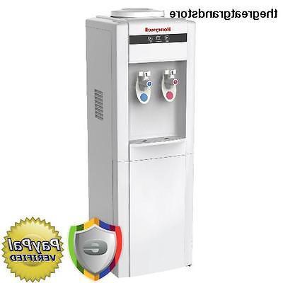 Honeywell Water Dispenser - Stainless Steel - 39 x 12 - Whit