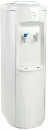 White Top Load Floor Standing Room Cold Water Dispenser Stan