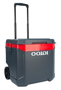 Igloo Latitude 60qt Roller Cooler