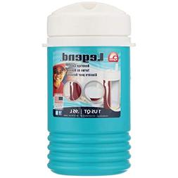 Igloo Legend 1 Qt. Cooler - Aqua Blue Thermos, Water Hydrati