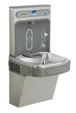 Elkay LZS8WSLK Filtered EZH2O Bottle Filling Station with Si