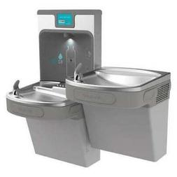 Elkay LZSTL8WSLP Enhanced EZH2O Bottle Filling Station, & Ve