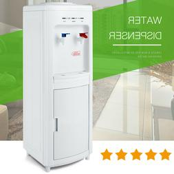 Minimalism Water Cooler Hot Cold Water Dispenser Top Loading