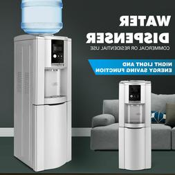 New 5 Gallon Top Loading Hot/Cold Water Cooler Dispenser Saf