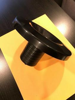 New! Honeywell water cooler funnel , black