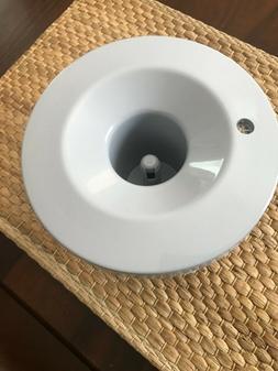 New! Honeywell water cooler funnel , gray