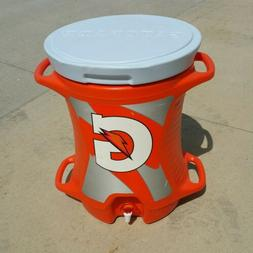 NFL 4 HANDLE 10 Gallon Gatorade EASY POUR Game Sideline Wate