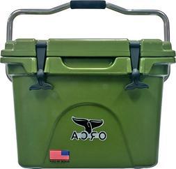 ORCA 20 qt Extra Heavy Duty Cooler