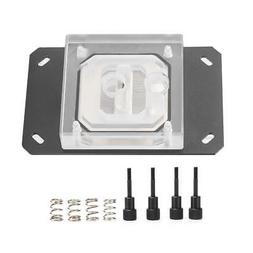 PC CPU Water Cooling Waterblock Water Cooler Block G1/4 for