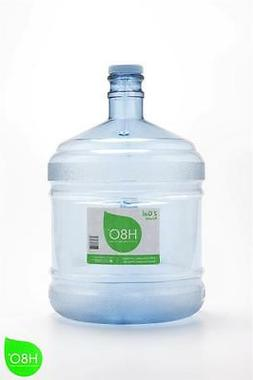 H8O Polycarbonate Water Bottle  with 48mm Cap, 2 Gallon