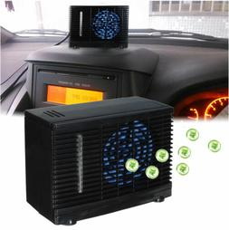 Portable 12V Air Cooler Mini Evaporative Conditioner Water C
