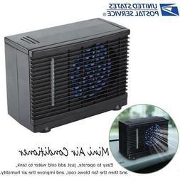 Portable 12V Car Truck Home Mini Air Conditioner Evaporative