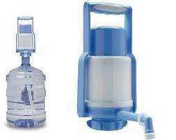 Portable 5 Gallon Water Pump Dispenser Switch Water Bottle D