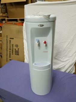 OASIS POUD1SHS POU Water Cooler, Hot and Cold, White